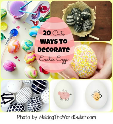 20ways to decorate