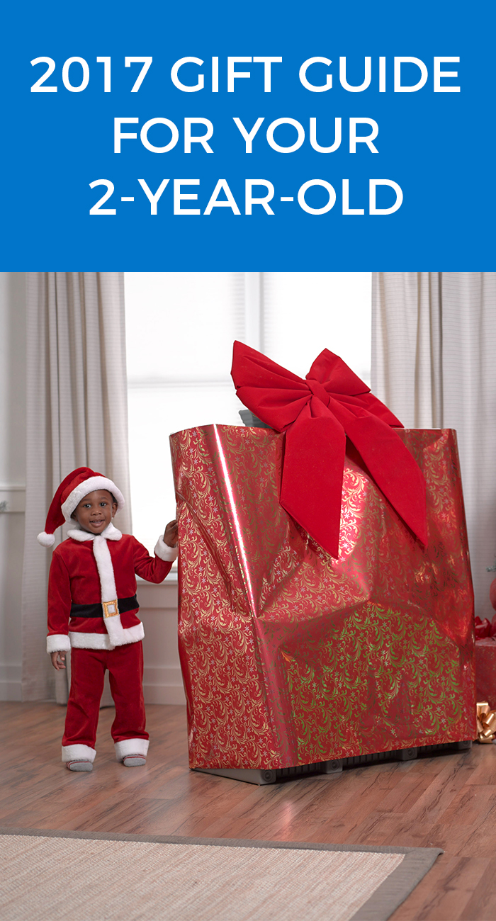 Holiday Gift Guide for 2-year-olds