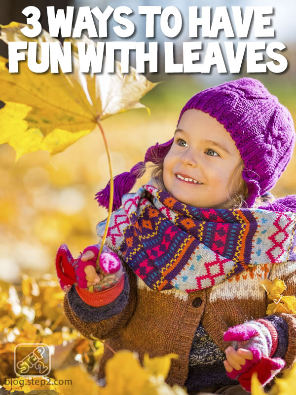 3 Ways to Have Fun With Leaves