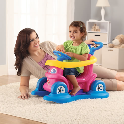 4-in-1 Rock N Stroll Rider