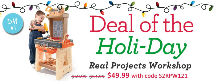Deal of the Holi-Day #1