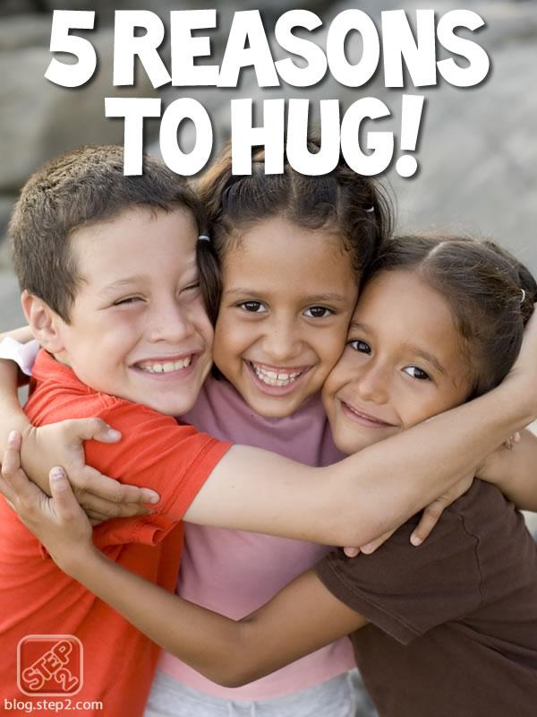 Reasons to Hug