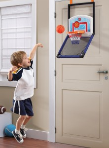 Step2 Floor to Door Basketball