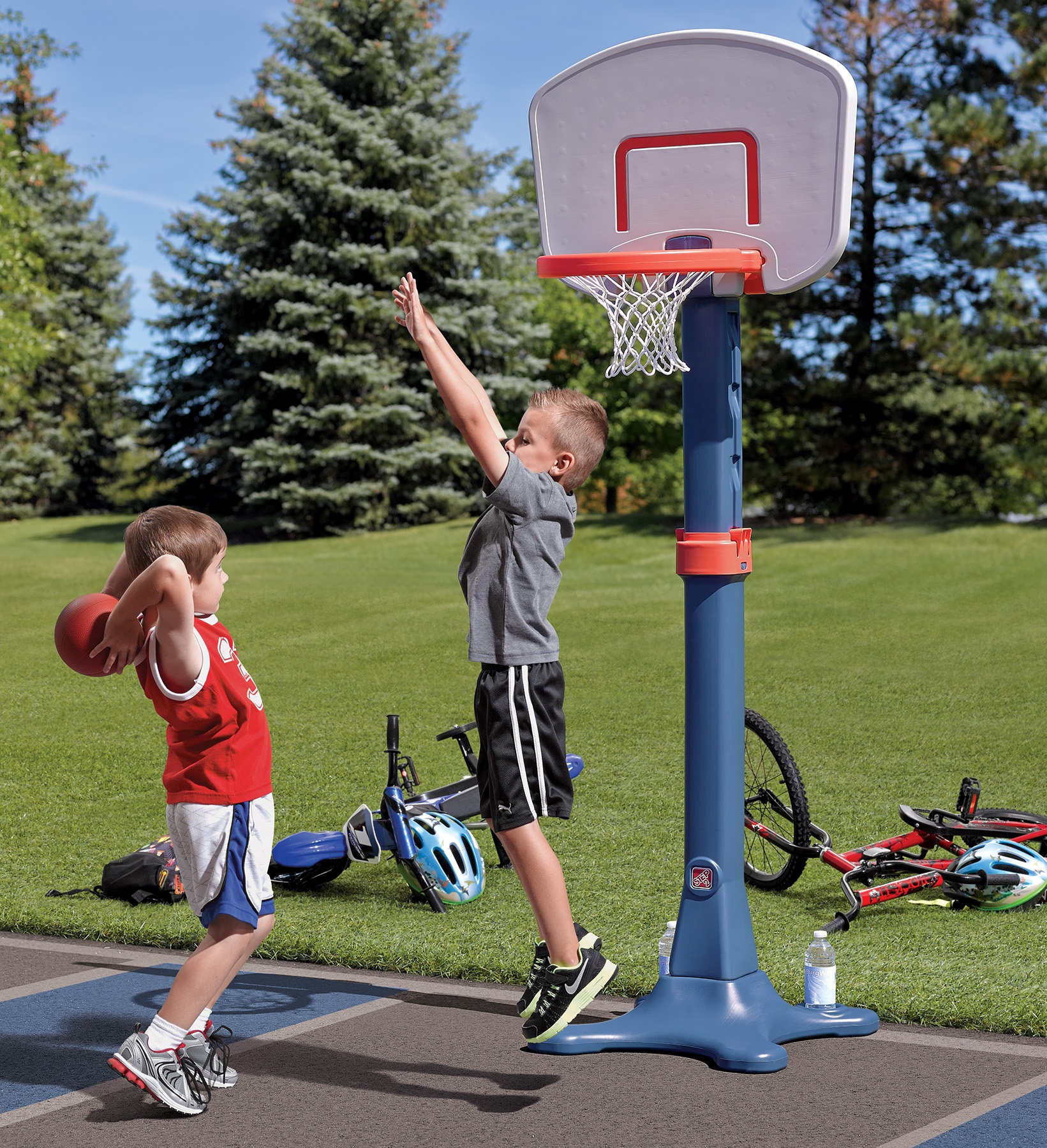 How To Teach Kids To Play Baskect Ball
