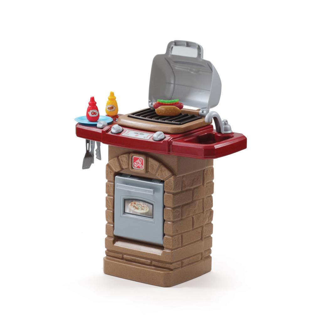 Fixin' Fun Outdoor Grill