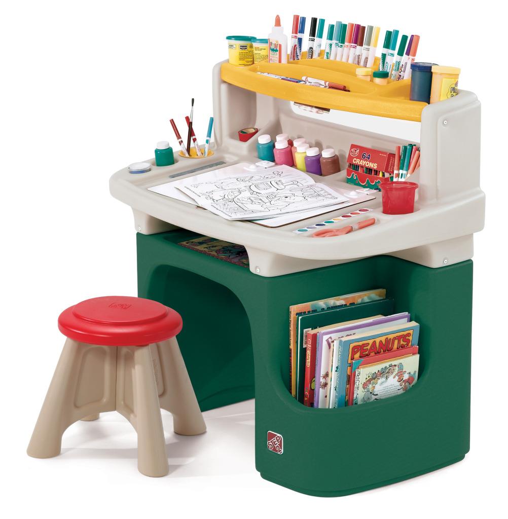 Art Master Activity Desk