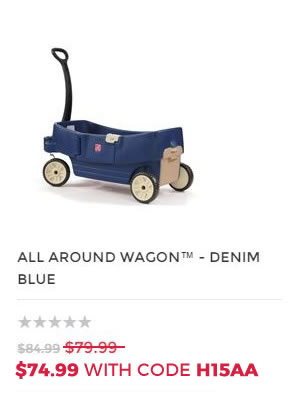 ALL AROUND WAGON DENIM BLUE