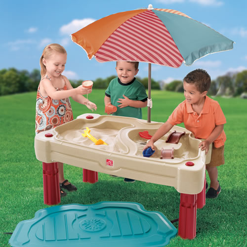 Play Up Adjustable Sand &amp; Water Table