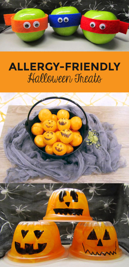 Allergy-friendly Halloween Treats - great for school snacks! Tips and more on the Step2 blog