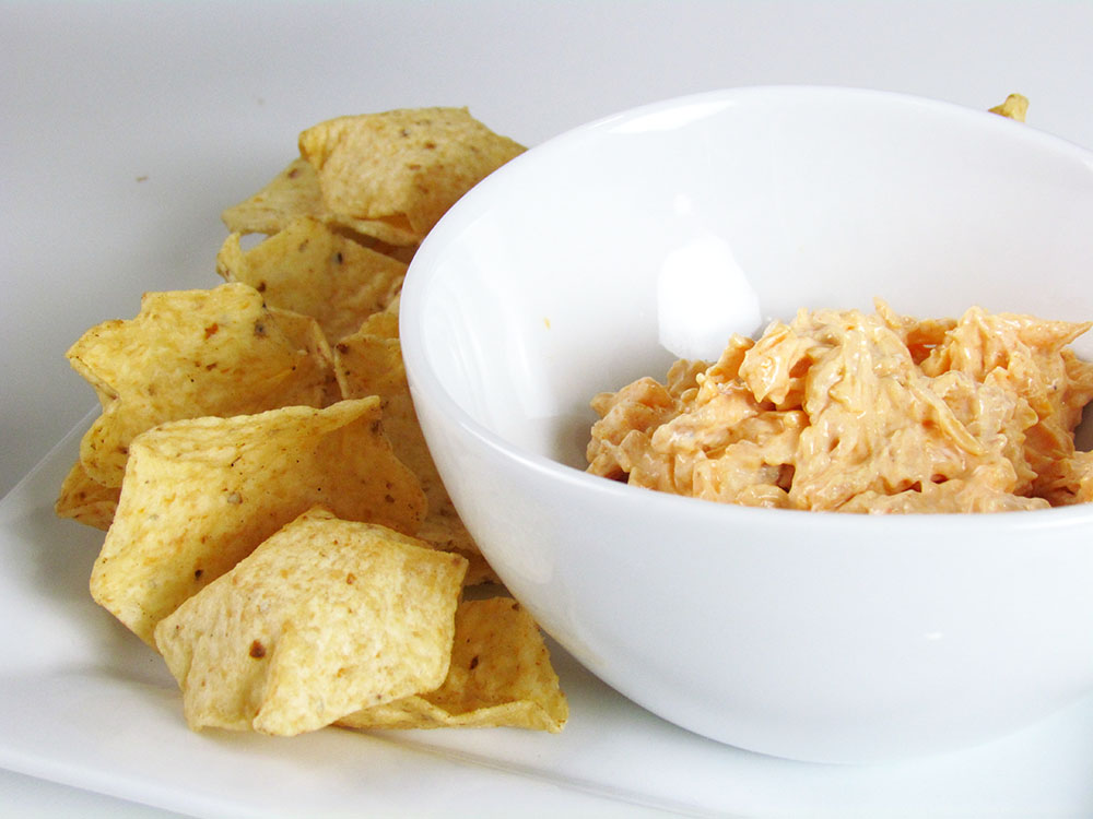 Buffalo Chicken Dip Recipe | Tips on the Step2 Blog