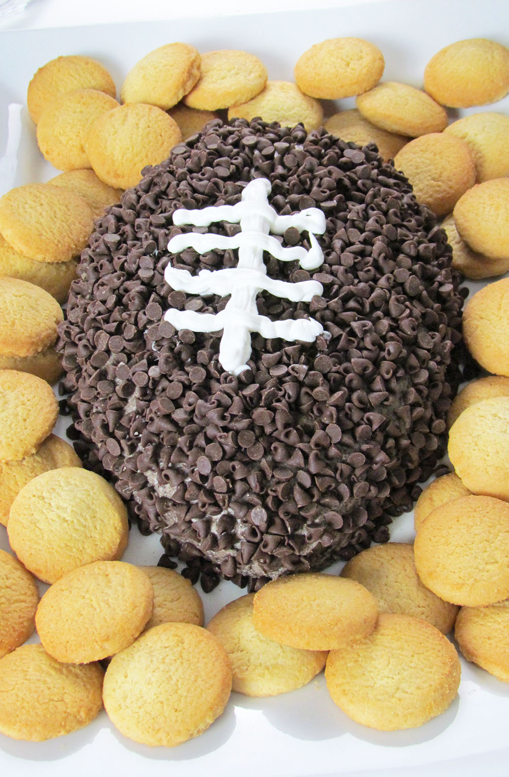 Cookies and Cream Cheese Football Recipe | Tips on the Step2 blog