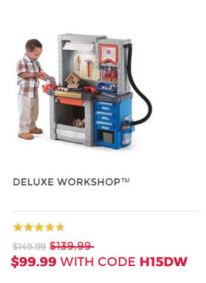 DELUXE WORKSHOP_