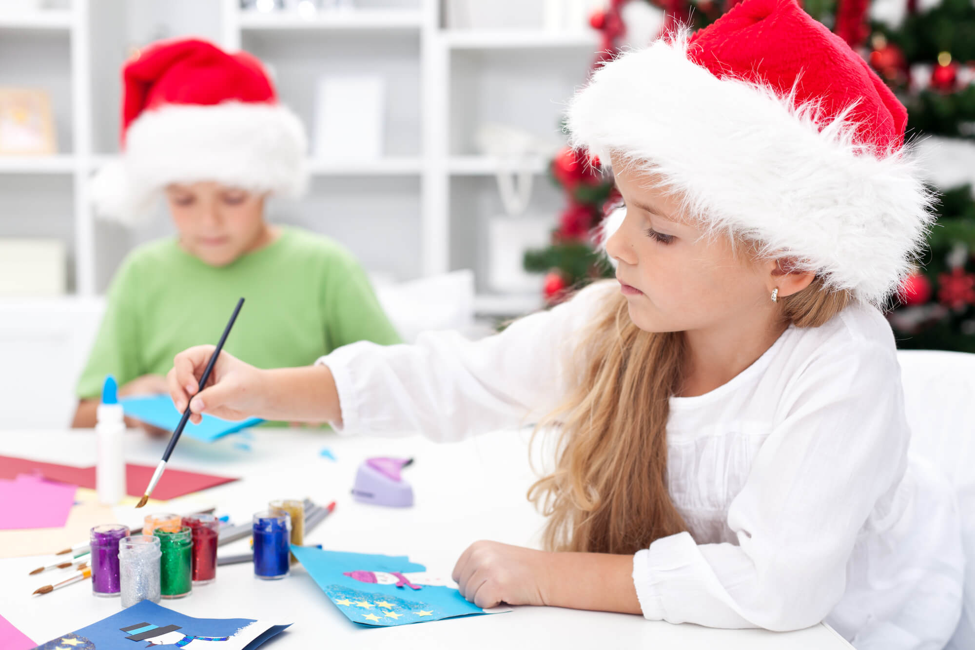 holiday charity ideas cards