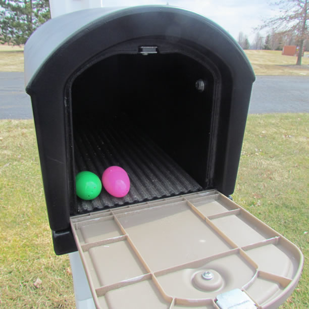 Easter-eggs-in-mailbox