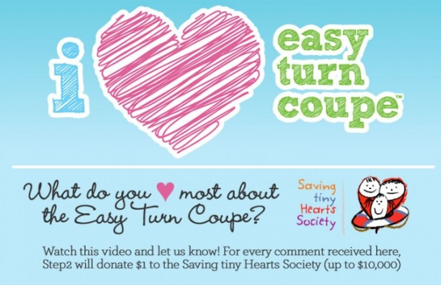 Easy Turn Coupe Facebook Tab