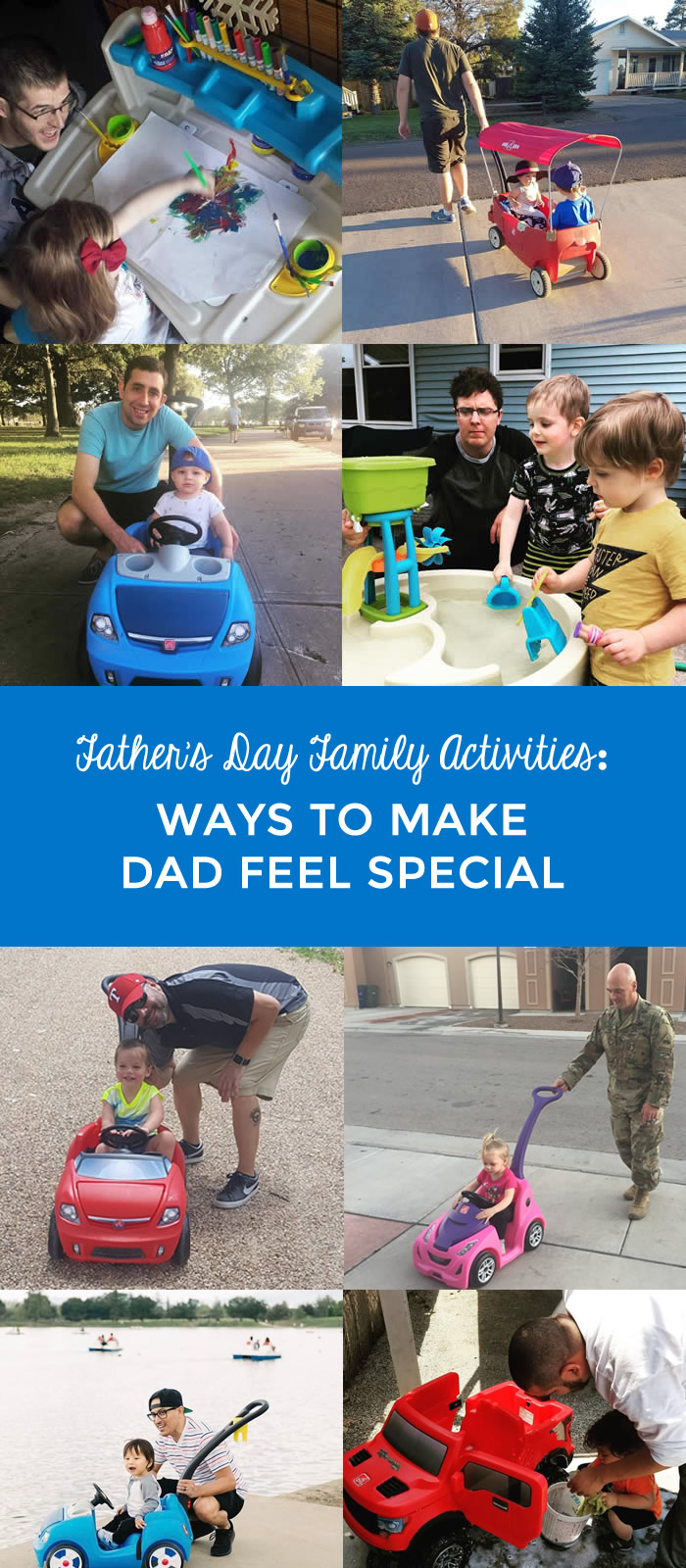 Father's Day Family Activities: Ways to Make Dad Feel Special