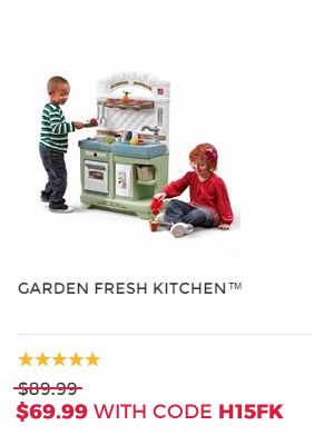 GARDEN FRESH KITCHEN