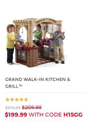 GRAND WALK IN KITCHEN AND GRILL