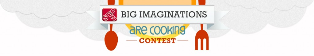 Big Imaginations are Cooking Contest