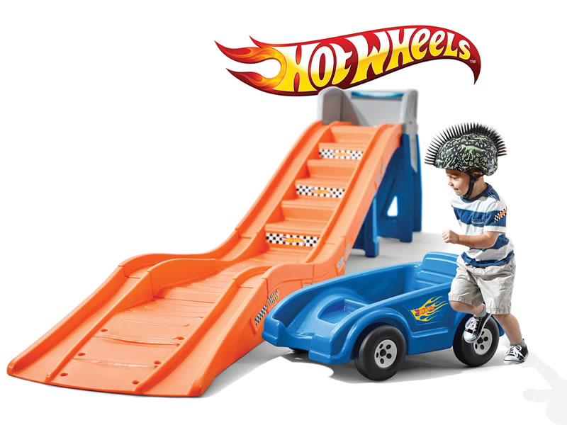 Step2 Hot Wheels Extreme Coaster