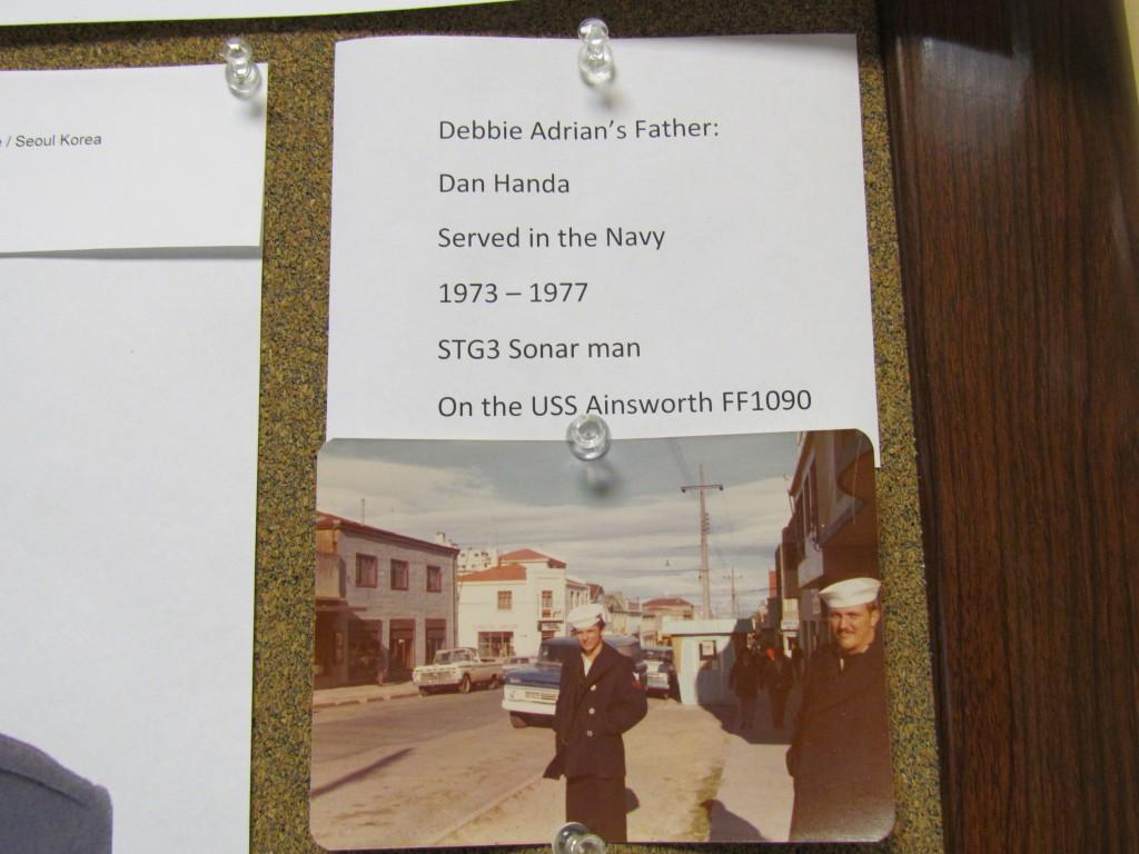 Debbie Adrian's Father