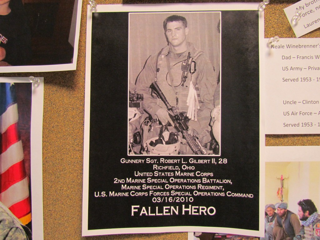 Fallen Hero