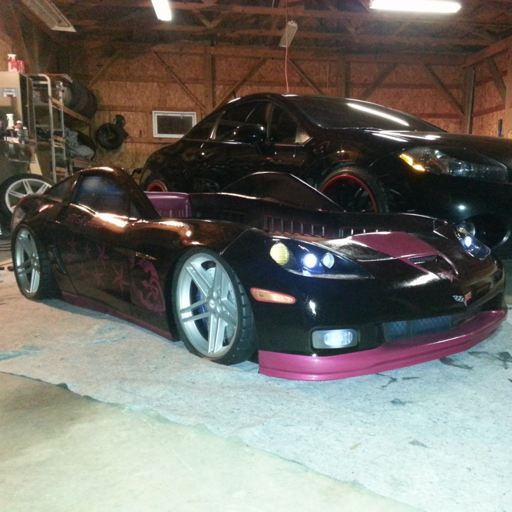 corvette bed for sale autos post