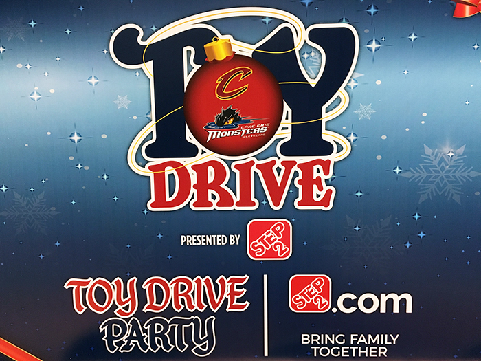 Toy Drive presented by Step2
