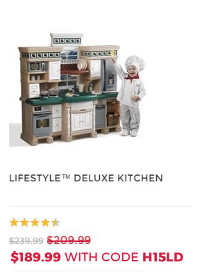 LIFESTYLE DELUXE KITCHEN