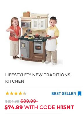 LIFSTYLE NEW TRADITIONS KITCHEN