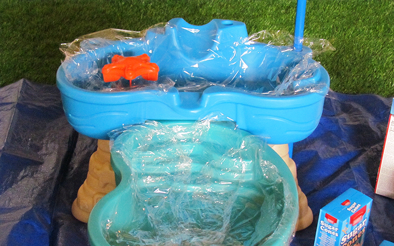 Line Water Table