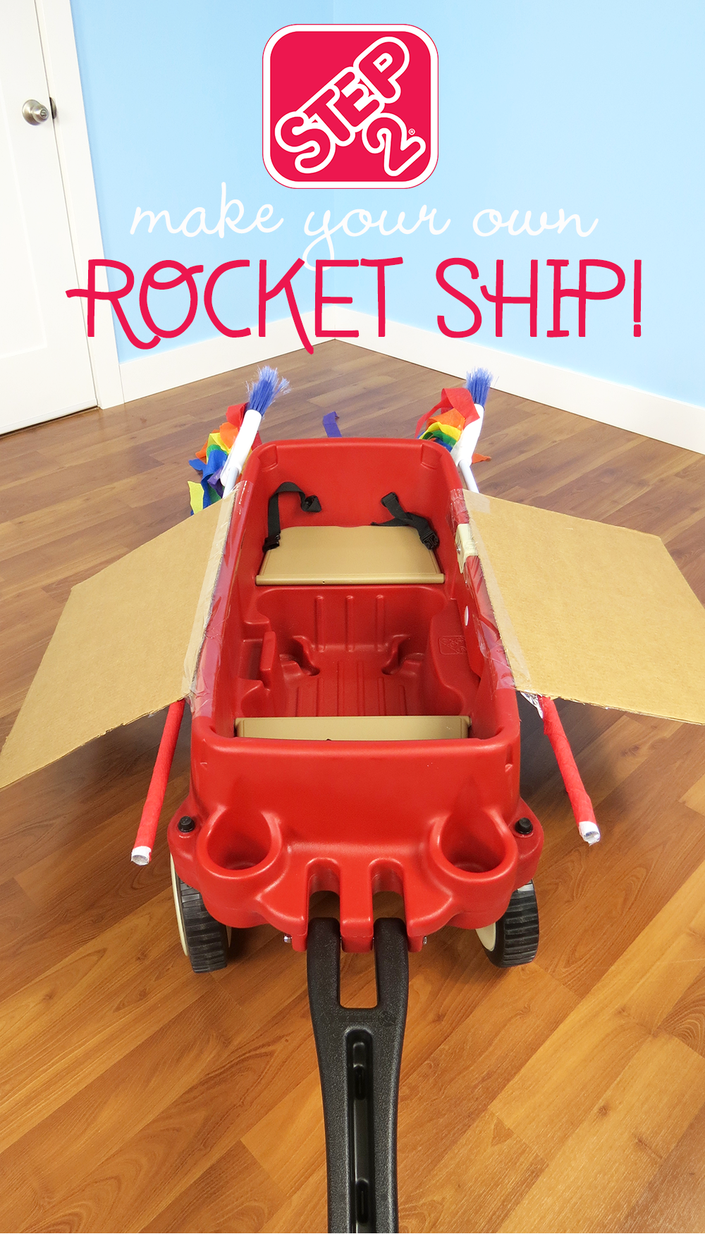Make Your Own Rocket Ship