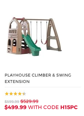 PLAYHOUSE CLIMBER & SWING EXTENSION.fw