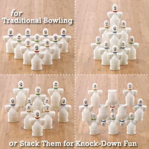 Pin Pals Bowling Set