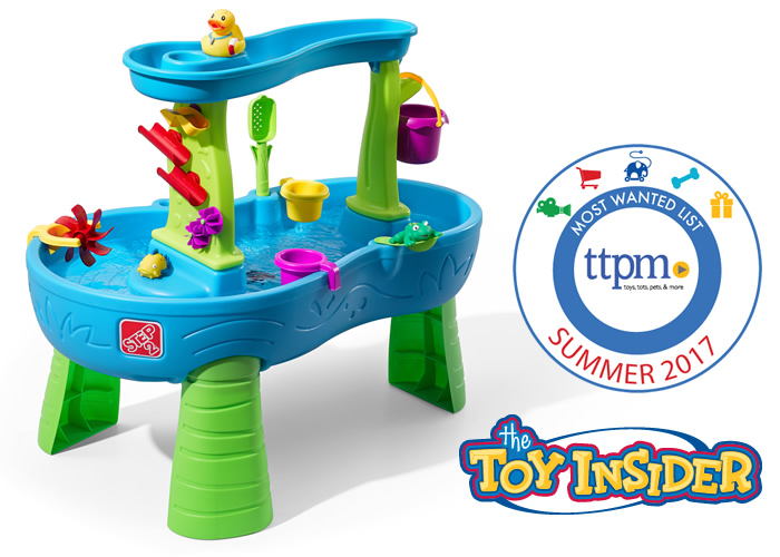 Rain Showers Splash Pond Water Table Award