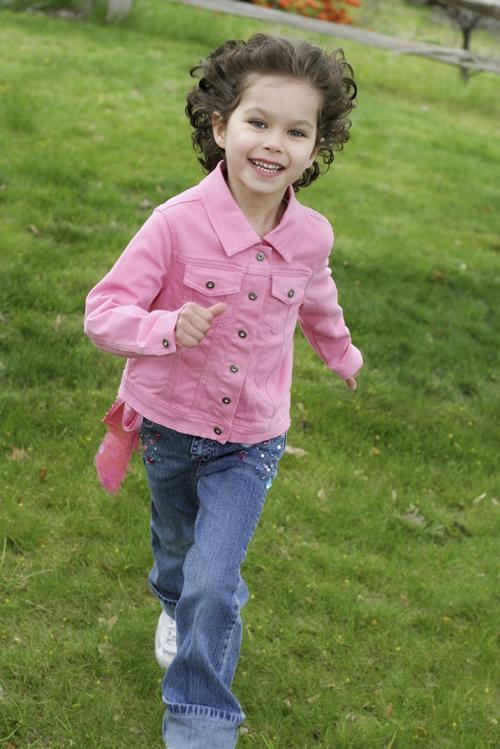 Running girl (2)