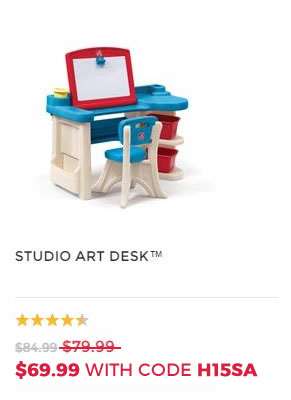 STUDIO ART DESK