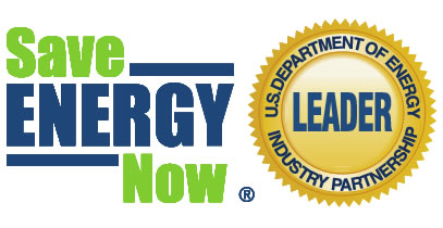 Save Energy Now LEADER logo