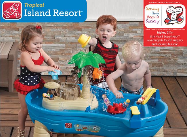 StHS Tropical Island Resort
