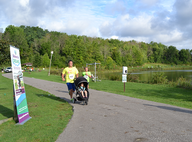 Step2 5K Running Stroller