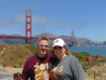 A great day at the Golden Gate.