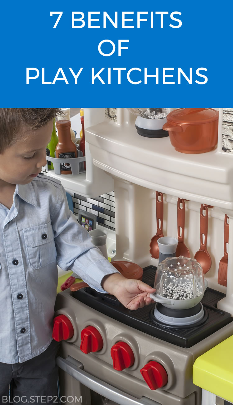 Play kitchens are key to a child's development!