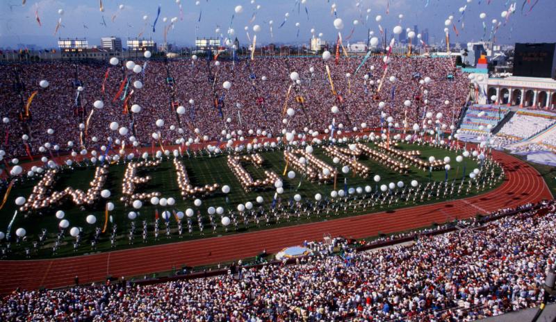Summer Olympics 1984