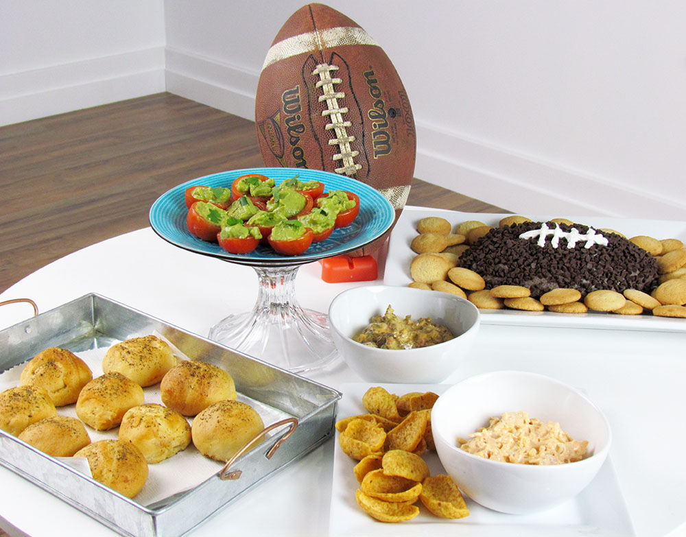 Super Bowl Game Day Recipes | Tips on the Step2 Blog