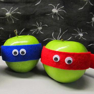 TMNT Apples
