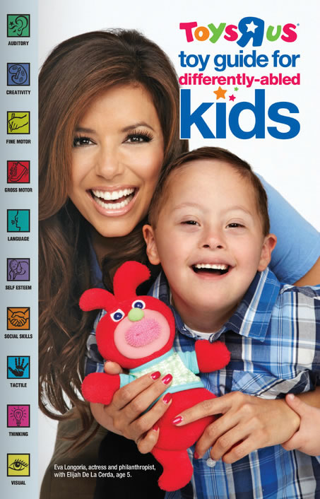 TRU Toy Guide for Differently-Abled Kids