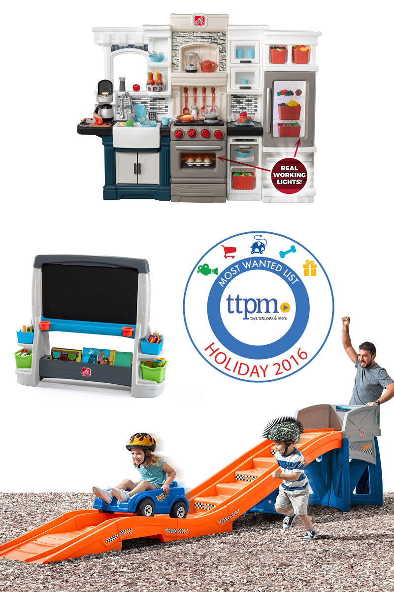 Most Wanted Step2 Holiday Toys | TTPM Award Winners