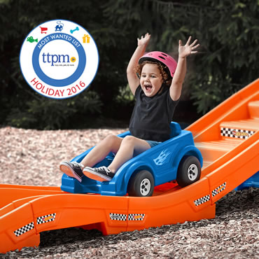 TTPM Hot Wheels Coaster