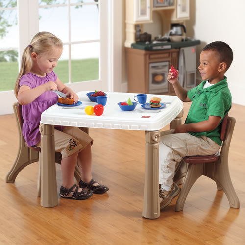 LifeStyle Kitchen Table & Chairs Set