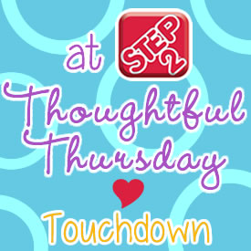 Thoughtful thursday touchdown